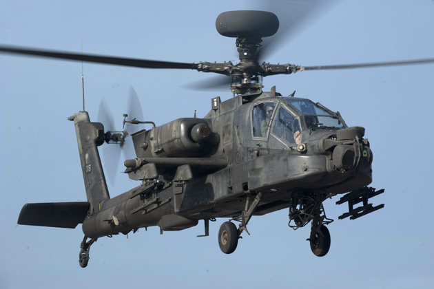 US to sell Apaches to Indonesia