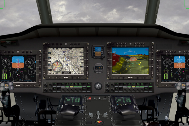 QuadA2012: Rockwell advances synthetic vision upgrade