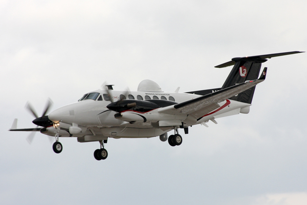 SPYDR casts airborne ISR web