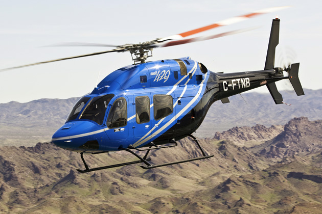 Bell 429 to benefit from higher gross weight