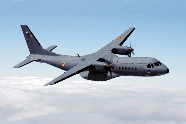Airbus Military announces Colombian C295 contract