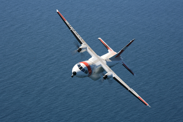 New CN235s for US Coast Guard