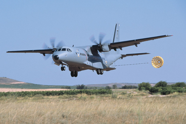 Airbus Military receives civil certification for the C295