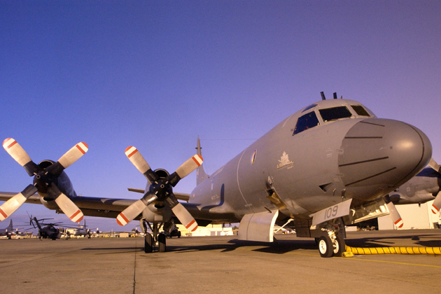 MVASP for Canada's CP-140 Aurora operationally validated
