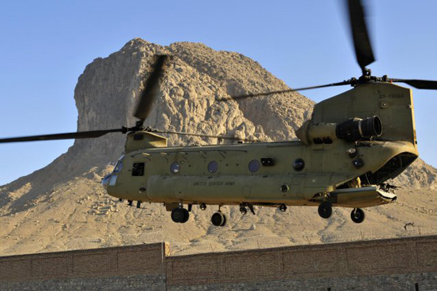 CH-47F to join IAF fleet
