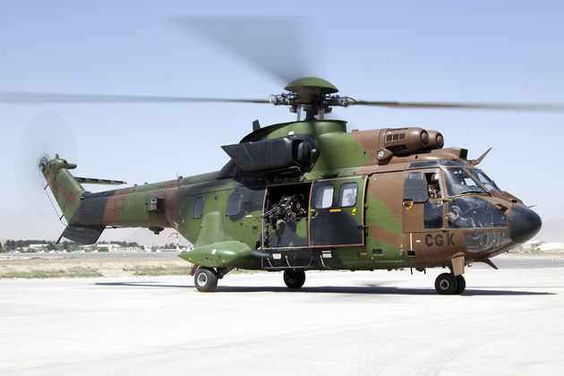 French DGA orders the modernisation of seven Cougars
