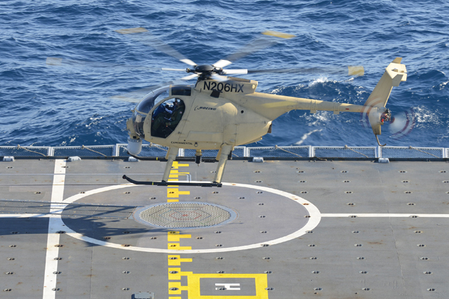 Euronaval 2012: D2AD sea trials completed