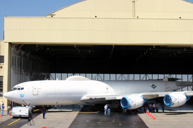 Northrop Grumman to modify E-6B communications