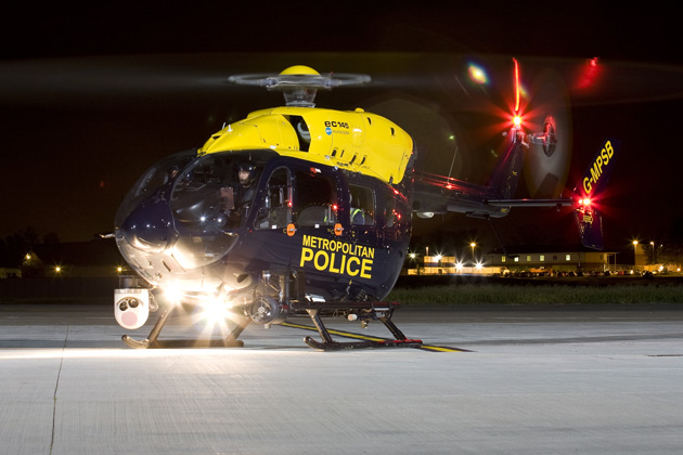 UK Government to force collaboration in National Police Air Service