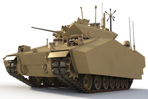 Saft joins BAE Systems' GCV team