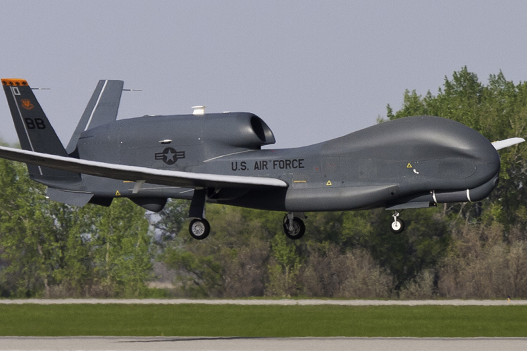 Pentagon cancels Global Hawk Block 30 programme