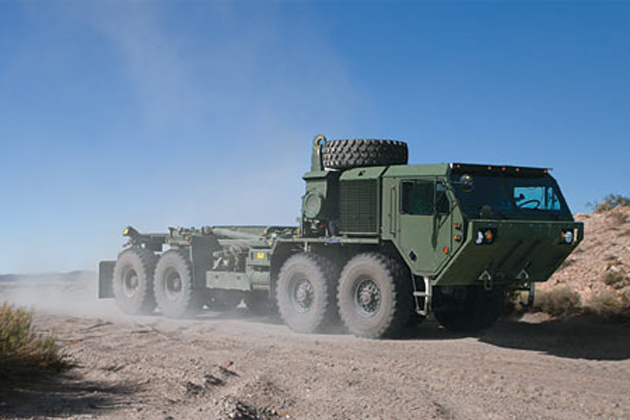 Oshkosh awarded FHTV bridge contract
