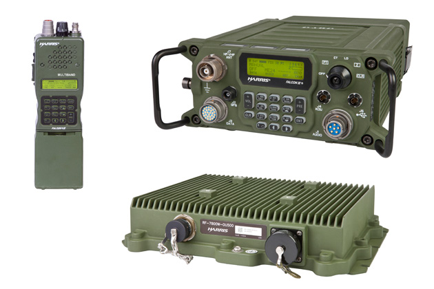 Eurosatory 2012: Harris showcases new systems