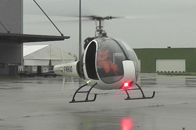 HAD 1-T light helicopter completes maiden flight