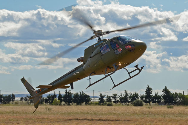 Heli-Power 2011: Eurocopter autorotation system may bring environmental benefits