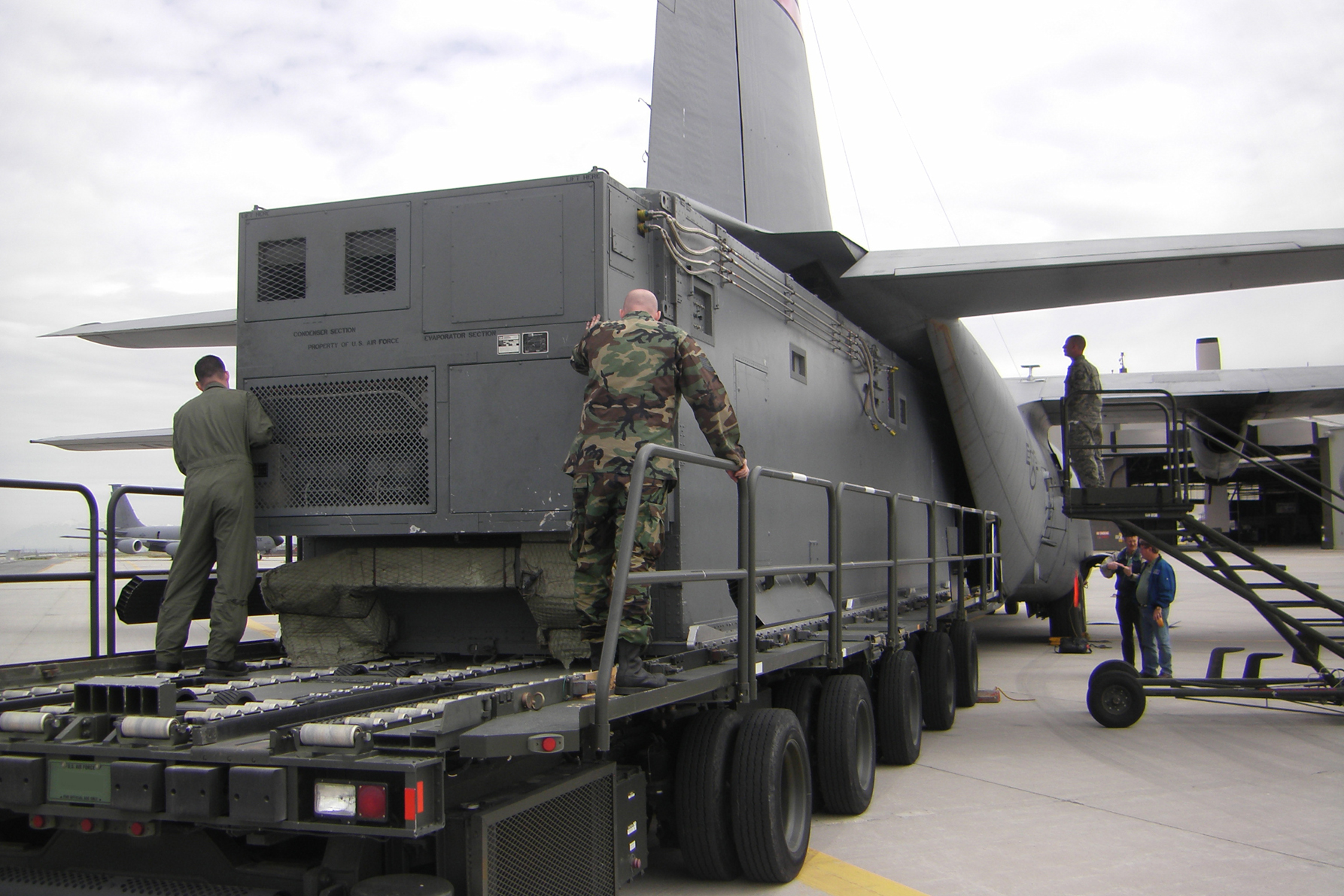 C-130J ISR system delivered to US Air Force