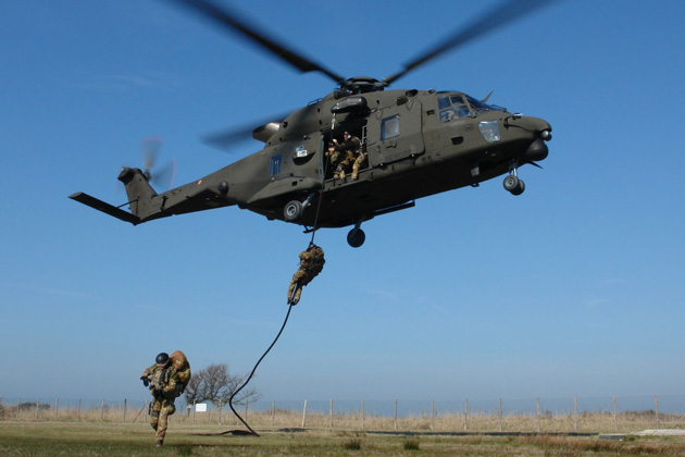 Italian NH90 Afghan deployment hampered by teething problems