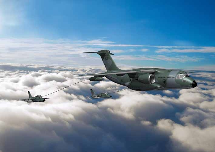 AEL to provide systems for KC-390