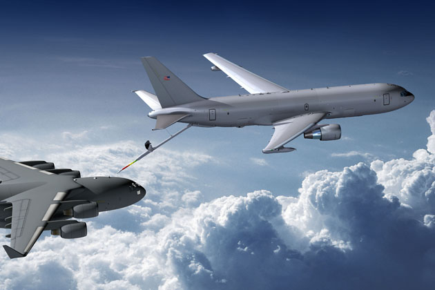 New KC-46A announcements released