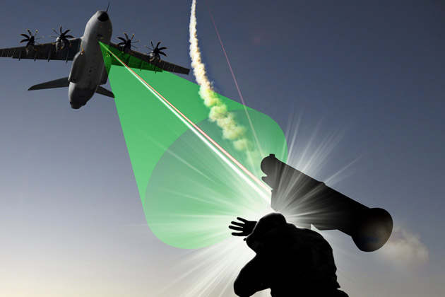Cassidian details new protection against laser-guided weapons