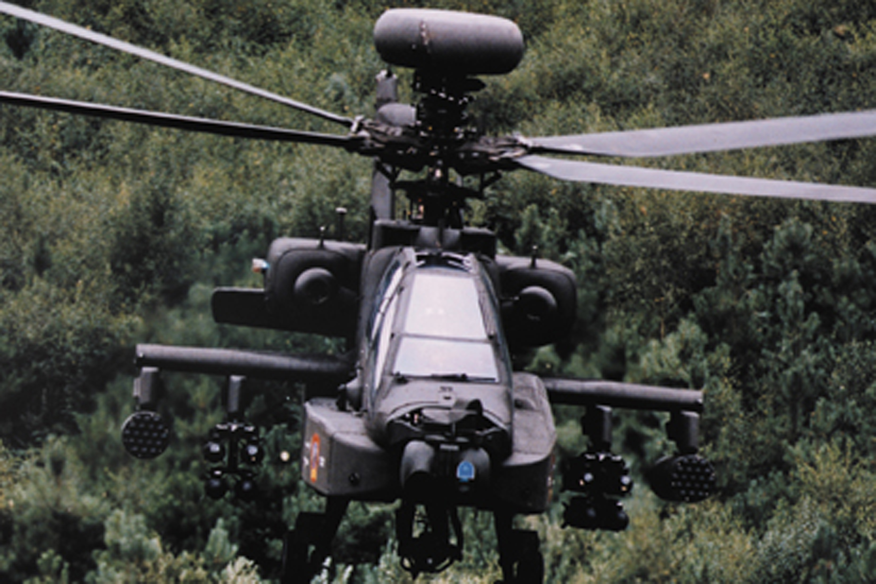Longbow receives Apache systems contracts