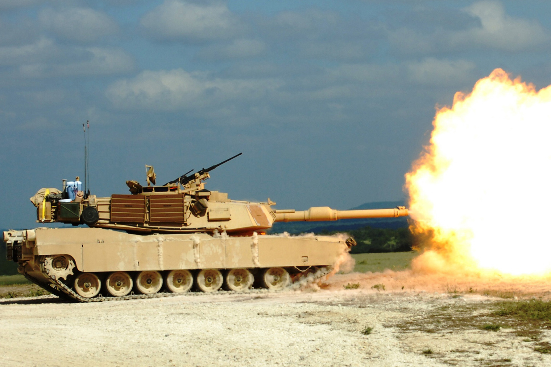 General Dynamics to upgrade Abrams Tank