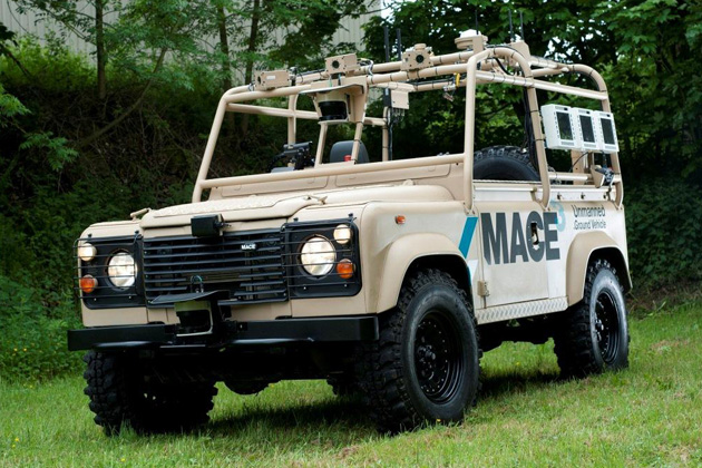 Eurosatory 2012: Mira introduces UGV surveillance configuration system