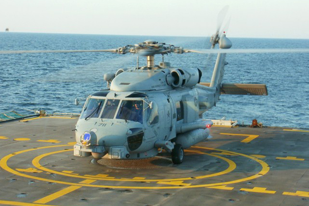 Sikorsky MH-60R wins Danish Maritime Helicopter competition