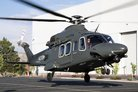 ALEA 2012: AgustaWestland promotes AW139 as a national security helicopter