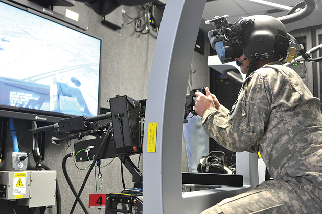 SAIC wins US Army helicopter simulator contract
