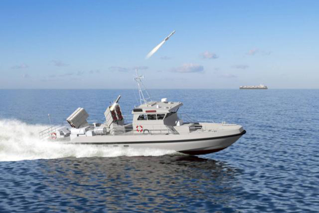 Farnborough 2012: MBDA completes Sea Spear live firing