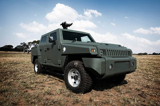 AAD 2012: Paramount launches new vehicle variant