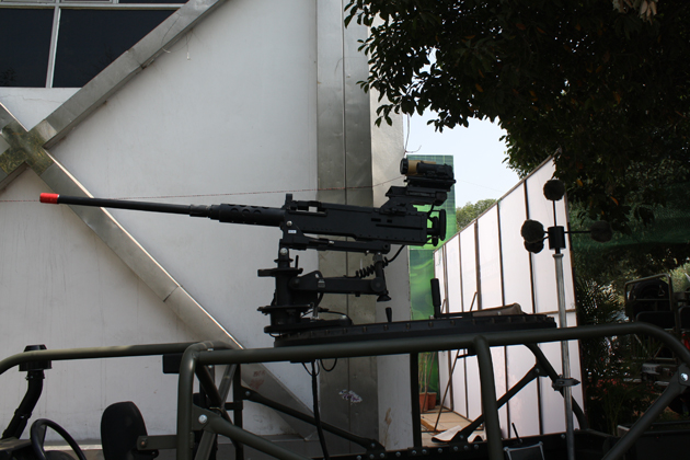 DefExpo 2012: Pointer weapon cueing system to be demonstrated in India