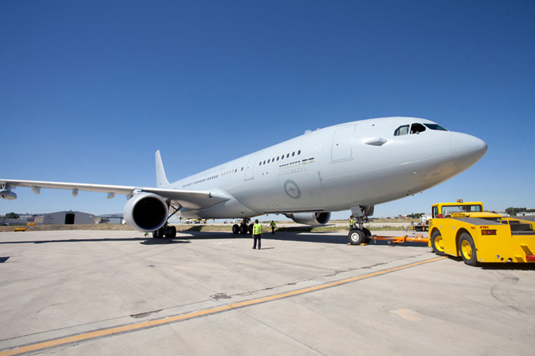 RAAF receives fourth A330 MRTT
