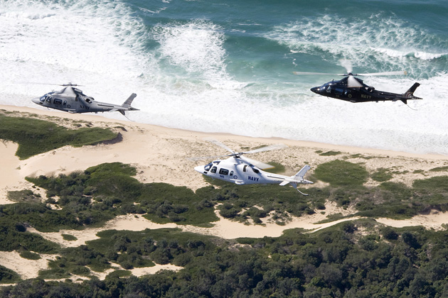 Australian Navy retires the A109