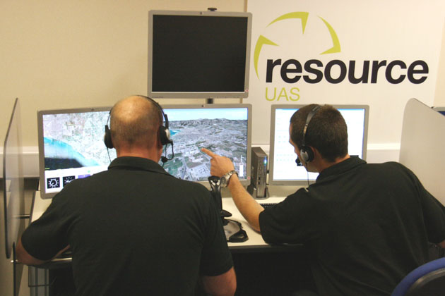 New simulator expands Resource UAS training offerings