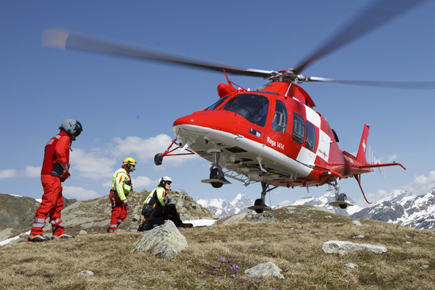 Record year for Rega Swiss Air-Rescue