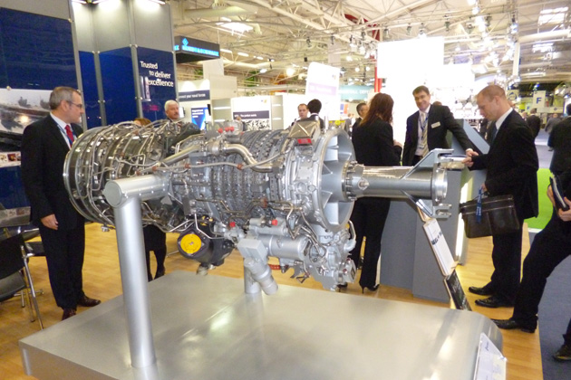 Euronaval 2012: Rolls Royce engine chosen for hovercraft design