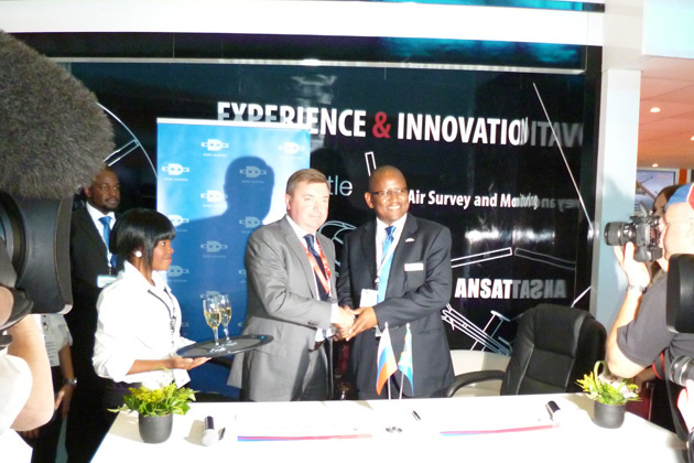 AAD 2012: Russian Helicopters and Denel sign MRO agreement