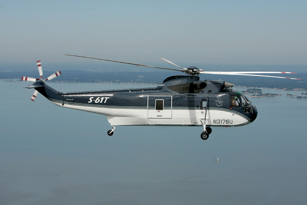 US State Department S-61 airframe modernisation pushes ahead