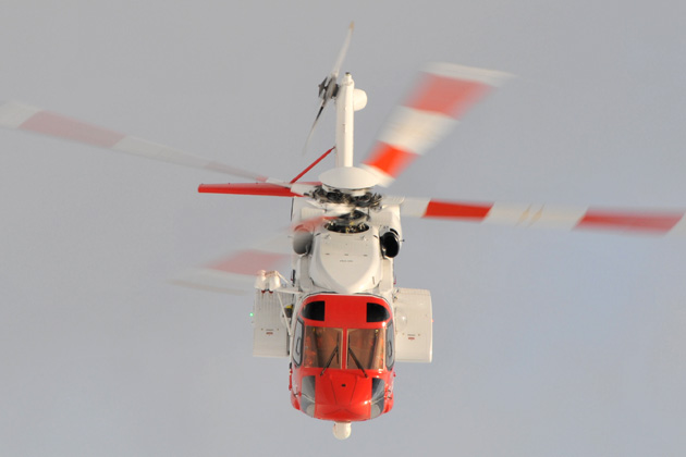 SAR 2012: Irish Coast Guard to receive UK MCA S-92s in 2013