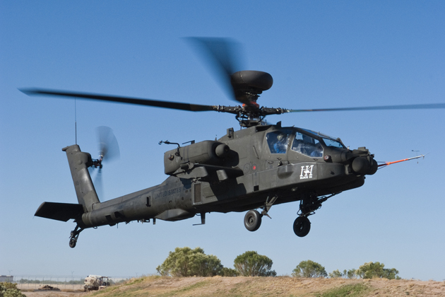Qatar requests Block III Apaches