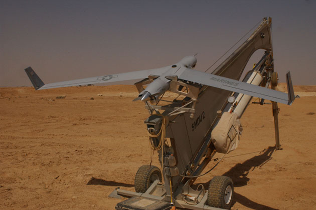 ScanEagle completes hydrogen-powered fuel cell flight