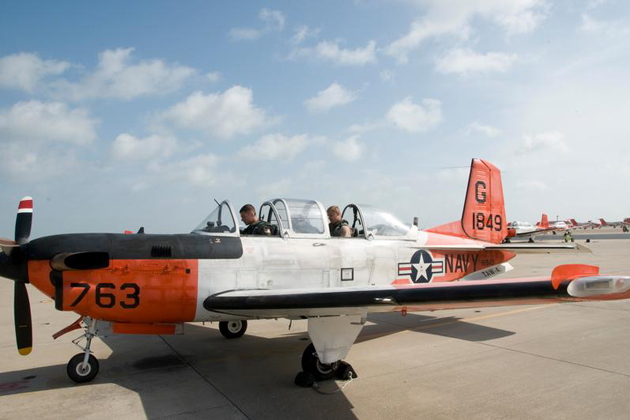 BAE Systems to maintain US Navy trainer aircraft