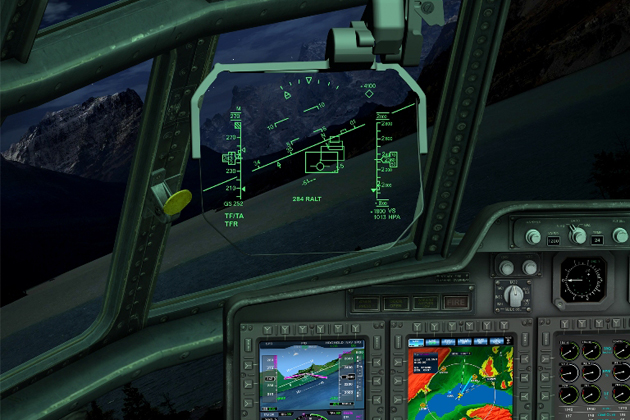 Elbit Systems, Northrop Grumman team for TF/TA system