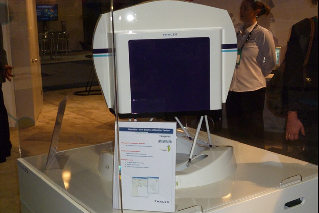 I/ITSEC 2012: Thales advances simulation offerings