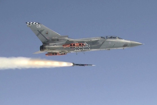MBDA completes Meteor firing campaign