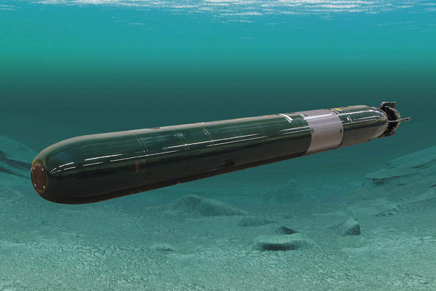 Saab receives Swedish underwater weapons order