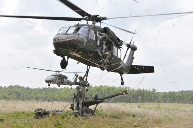 Colombia and Thailand request Black Hawks