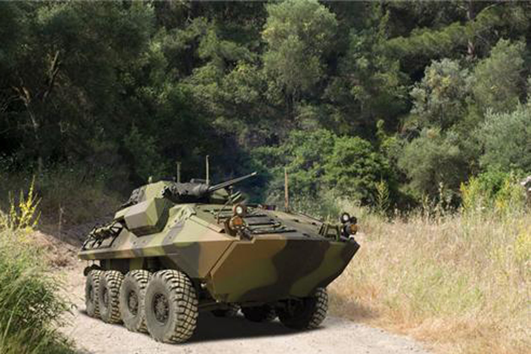 General Dynamics wins LAV contract